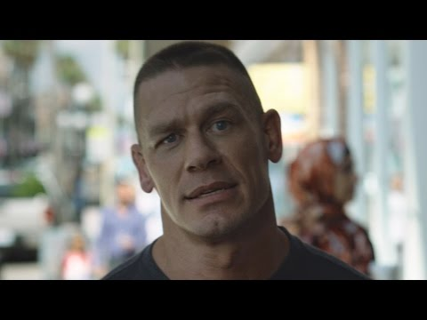"John Cena Love Has No Labels ""We Are America"""