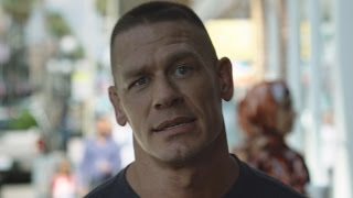"John Cena supports ""We Are America"" this Independence Day"