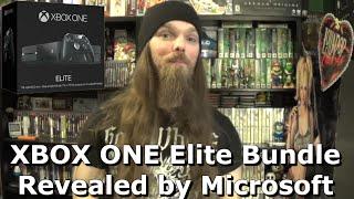 XBOX ONE Elite Bundle Revealed by Microsoft (Is it worth it?)