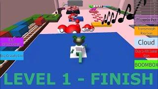 ROBLOX - ESCAPE THE IPHONE 7! Ebene 1 - Finish