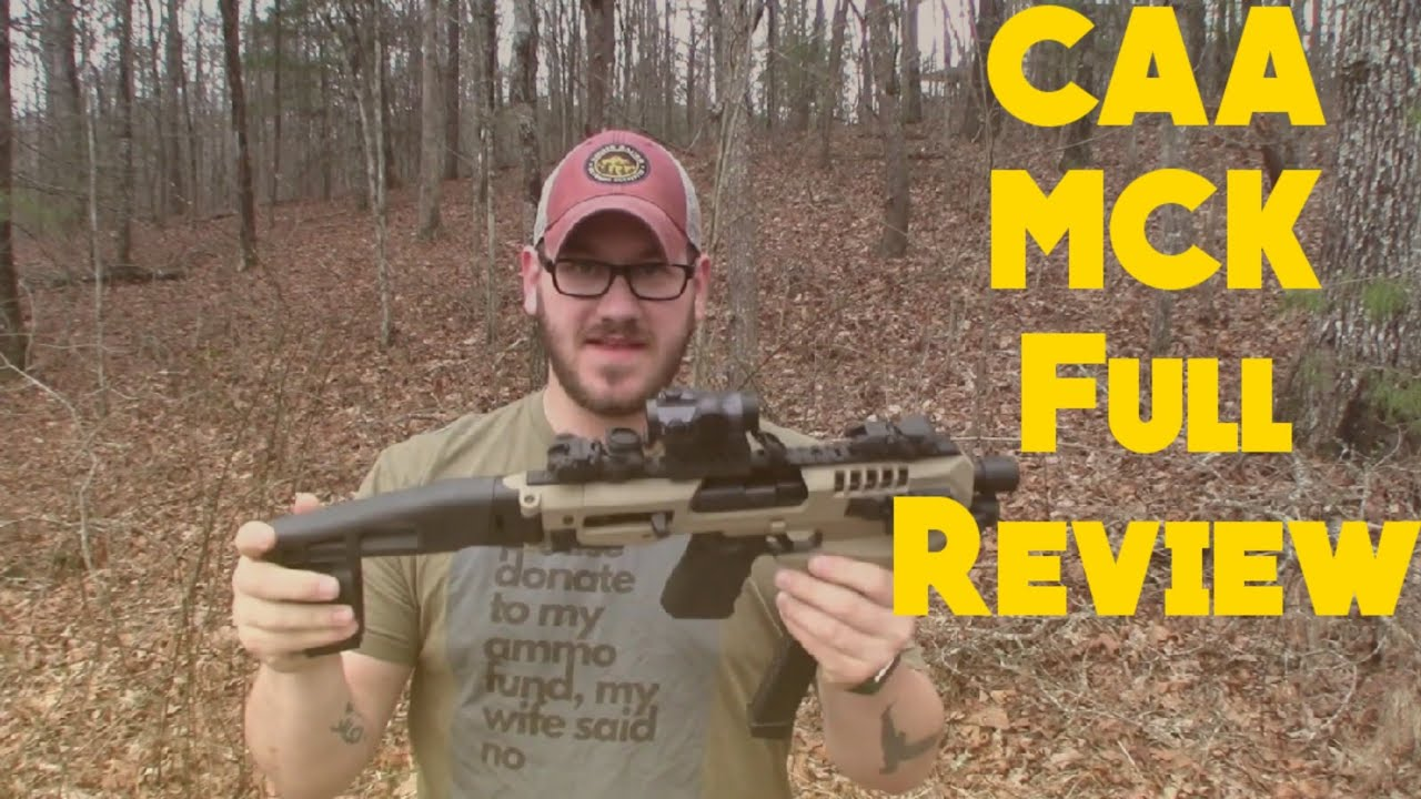 CAA MCK Full Review - YouTube