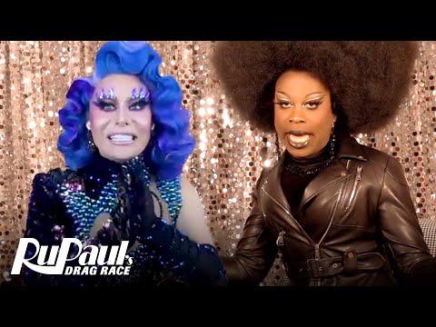 The Pit Stop S5 E1 | Bob & Trinity Recap The Premiere | RuPaul's Drag Race All Stars
