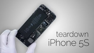 iPhone 5S Teardown - Step by step complete disassembly directions thumbnail