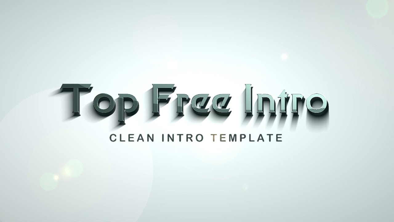 Free Intro Templates 2016 Sony Vegas Download + No Plugins #6 - YouTube