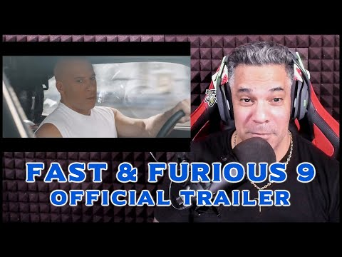 Fast & Furious 9 Official Trailer REACTION - 동영상