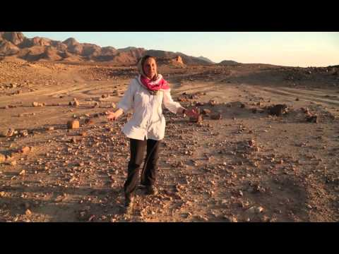 Jordan: Looking Forward into the Past- INEA project film AHRC Funded-English version