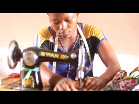 Develop Africa Tailoring school opens new door of opportunity for Ramatu