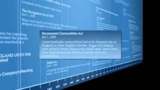 Mercantilism Timeline Video -- Brief Version