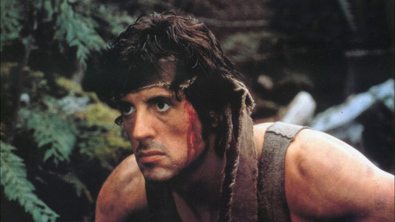 First Blood (1982) - Trailer |Rated PG-13| Starring Sylvester Stallone as John Rambo | Video