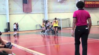 Caroline Jensen: Indoor Tournament @ Ursinus College