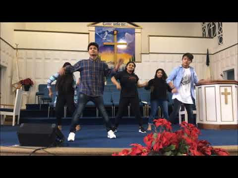 Nepali Christian cover dance christmas bada din