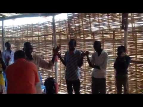 Holy Spirit moving in South Sudan!