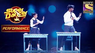 Muskaan ने अपने Dance से सबके चेहरे पे लाई मुस्कान | Super Dancer Chapter 2