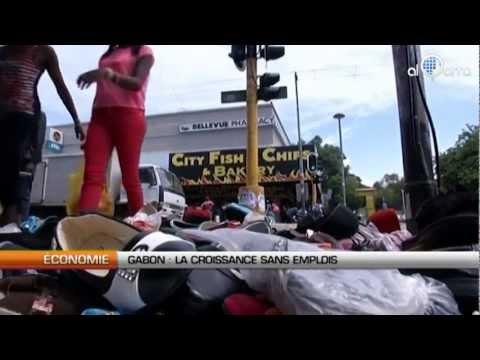 Gabon : La croissance sans l'emploi