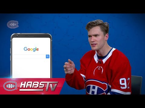 What's the last thing the Habs Googled?