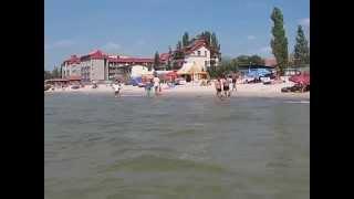 Отдых в Коблево(Курорт Коблево., 2015-02-01T13:44:33.000Z)