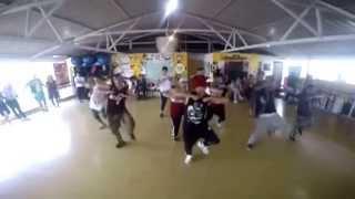 Pa que la pases bien Arcangel Coregrafia JayD Real Primera Maratón Urbana Proyecto Urban Dance