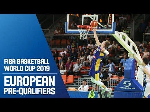Bosnia & Herzegovina v Sweden - Full Game - FIBA Basketball World Cup 2019 - European Pre-Qualifiers
