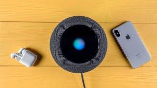 Розыгрыш iPhone X, HomePod и AirPods!
