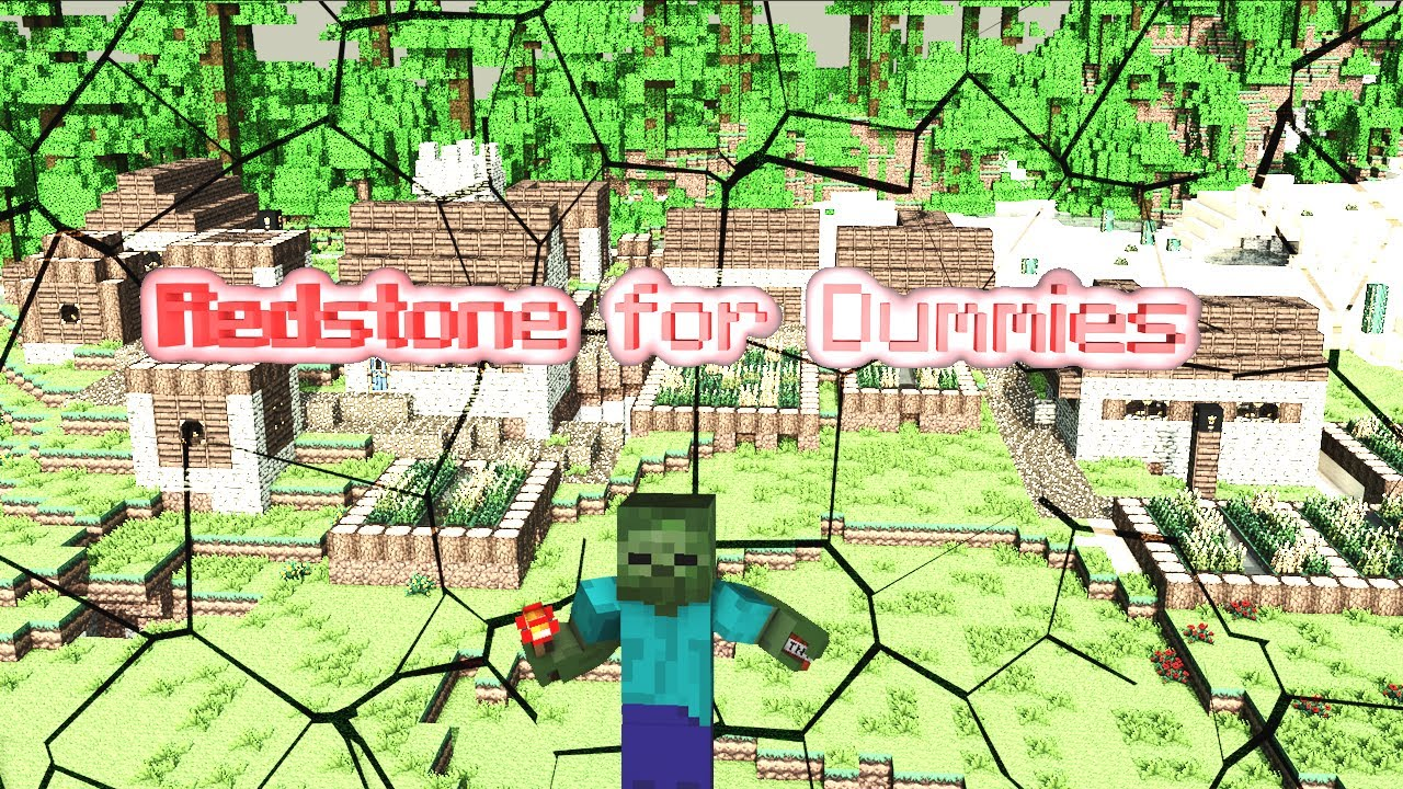 Redstone For Dummies Torch Keys YouTube - Minecraft redstone hauser maps