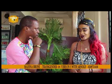 I want to have 3 kids - Madina Broni, Ghana's first transgender
