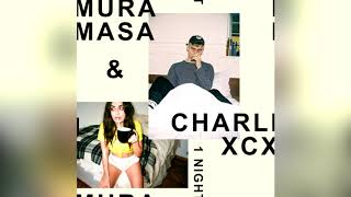 Mura Masa Ft Charli XCX 1 Night Official Instrumental