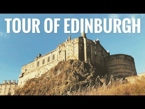 Tour of Edinburgh (The Royal Mile)