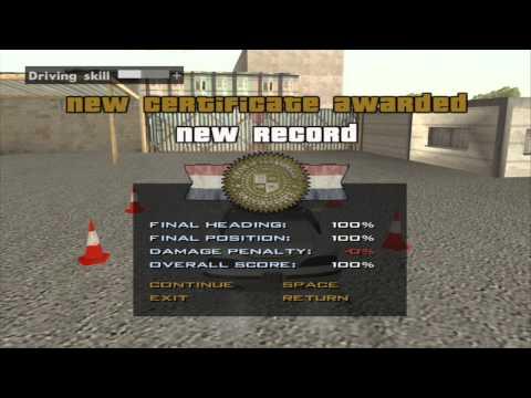 GTA: San Andreas Driving School (Back to School) (HD)
