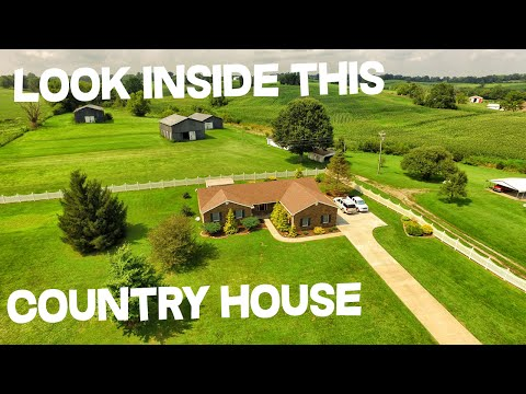 How to find a house in the country - less than $812/mo - Perryville Kentucky