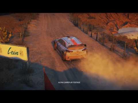 WRC 7 - Mexico Media Luna
