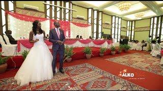 Linda and Daniel Wedding Highlights (Kenyan Weddings)