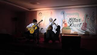 Gitar Duet - Sumatera Barat - Leizoni 13, Bendera, Lintuah - FLS2N 2019 Nasional SMP