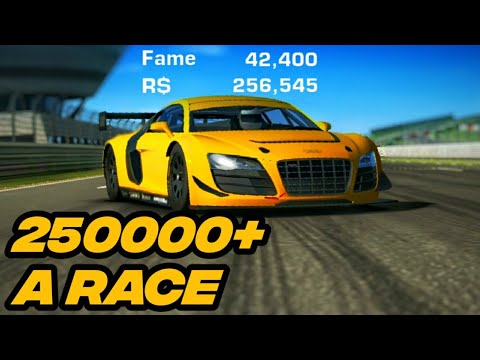 Real Racing 3 Farming [Endless Endurance Tutorial] 2020