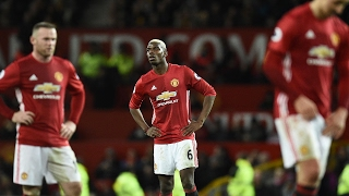 MAN UNITED 0-0 HULL CITY | FANCAMS | UNHAPPY FANS AT OLD TRAFFORD