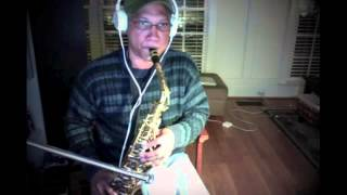 George Strait - I Cross My Heart - (Saxophone Cover)