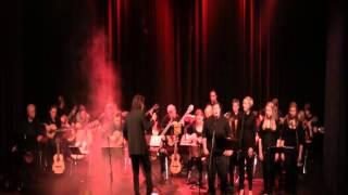 """Absaits e.V. spielt """"The Cask of Amontillado"""" von Alan Parsons"""