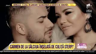 De ce s-au despărțit Carmen de la Sălciua și Culiță Sterp, după trei ani de relație