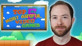 Top 5 Most Artful Video Games | Idea Channel | PBS Digital Studios