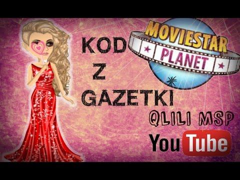 MSP Kod Z Gazetki '-'