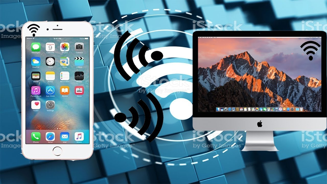 Come Trasferire Facilmente File Da Pc A Iphone E Iphone A Pc Itubber