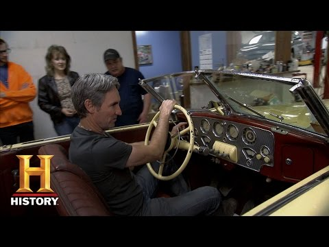 American Pickers: A Museum Piece Car (Season 14, Episode 1) | History