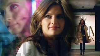 Kate Beckett // Middle Fingers