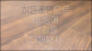 [11번가 꾸루 1기] 룸앤홈 히든LED 조명