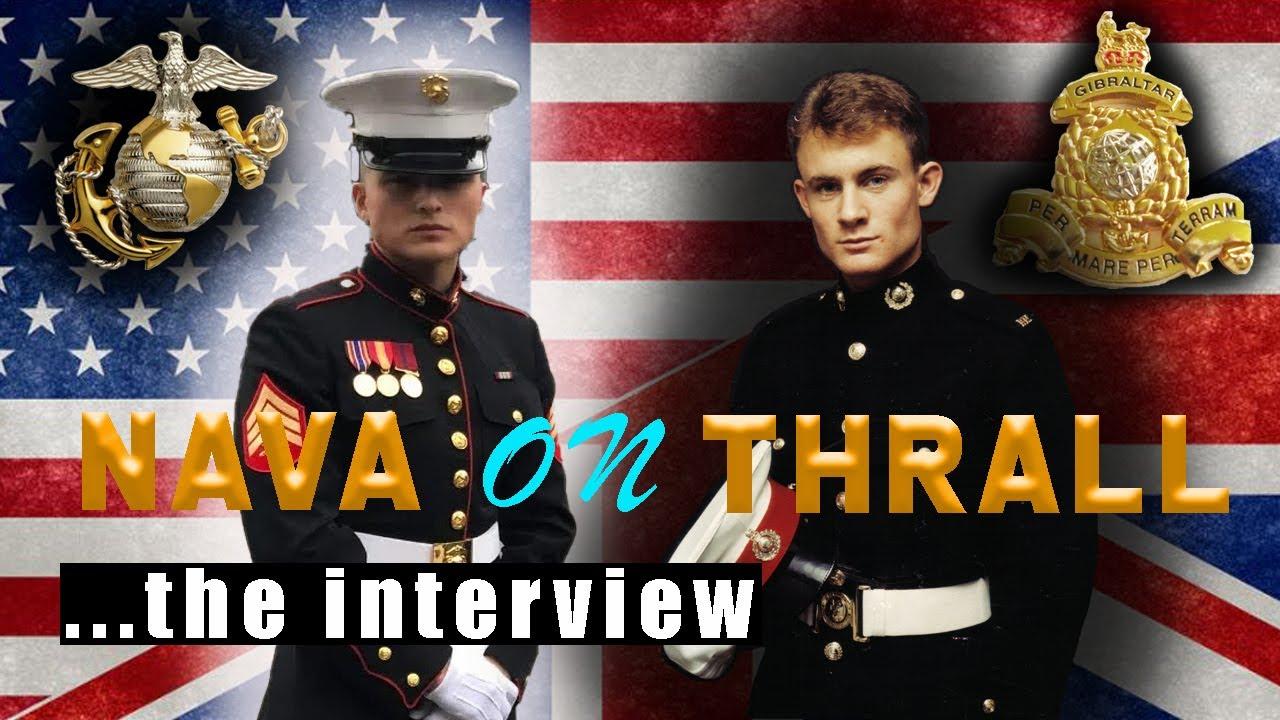 Nava The Beast Interviews A Royal Marines Commando | Chris Thrall | U.S.M.C | PRMC | Information