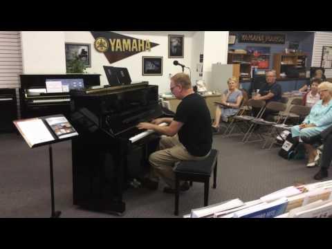 Kevin Cole Fascinating Rhythm arrangement