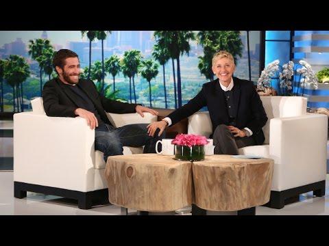 Jake Gyllenhaal on His Nieces