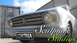 Ford Cortina Mk 2 By Sculpture Studios