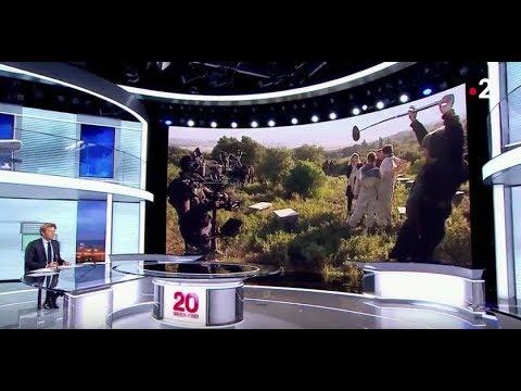 L'Occitanie : le nouvel Eldorado du cinéma français. Journal de France 2, 20h, samedi 9 juin 2018.