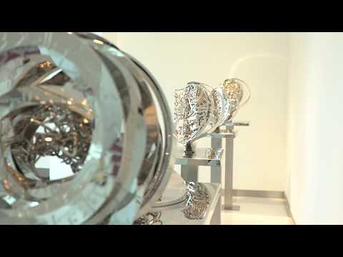 Opening of Mattar Bin Lahej ART GALLERY in Dubai.