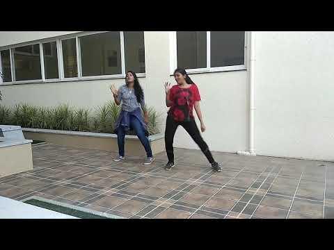 Bombhaat song dance cover by priya&priya